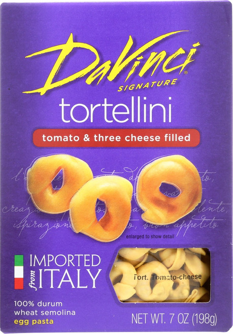 Tortellini Tomato & Three Cheese Filled