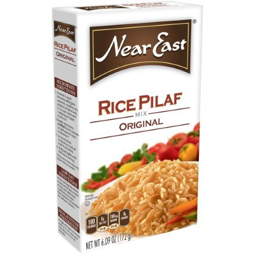 Near East Original Rice Pilaf 6.09 Ounce Paper Box