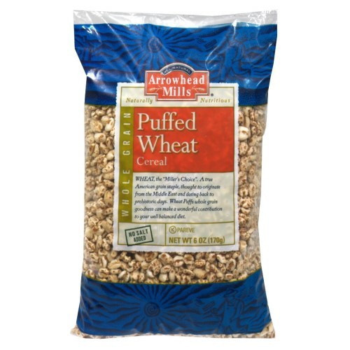 Arrowhead Mills, Puffed Wheat Cereal