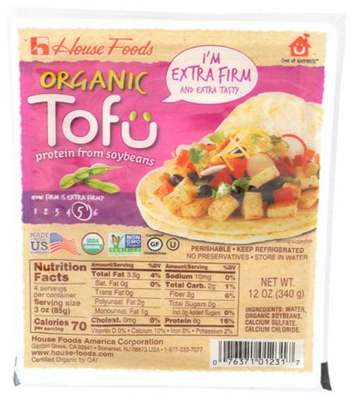 House Foods, Organic Tofu
