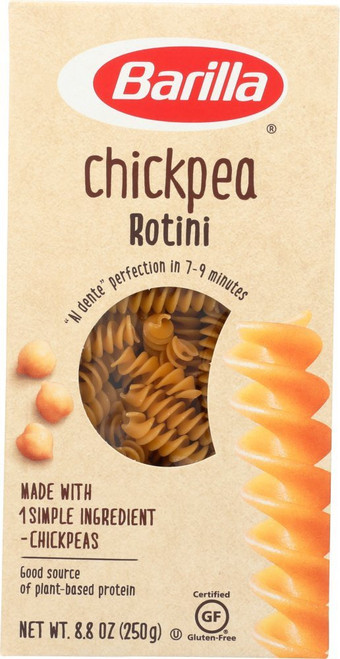 Chickpea Rotini, Chickpea