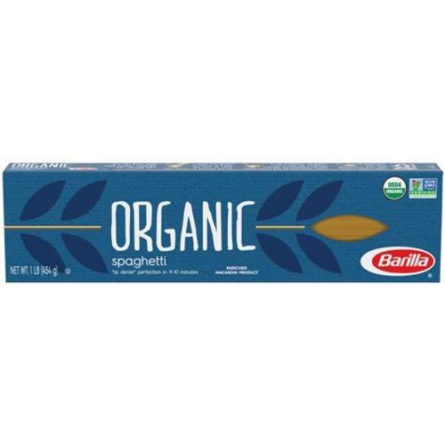 Barilla, Organic, Spaghetti Pasta