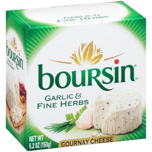 Garlic & Fine Herbs Gournay Cheese