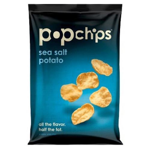 Sea Salt Pop Chips