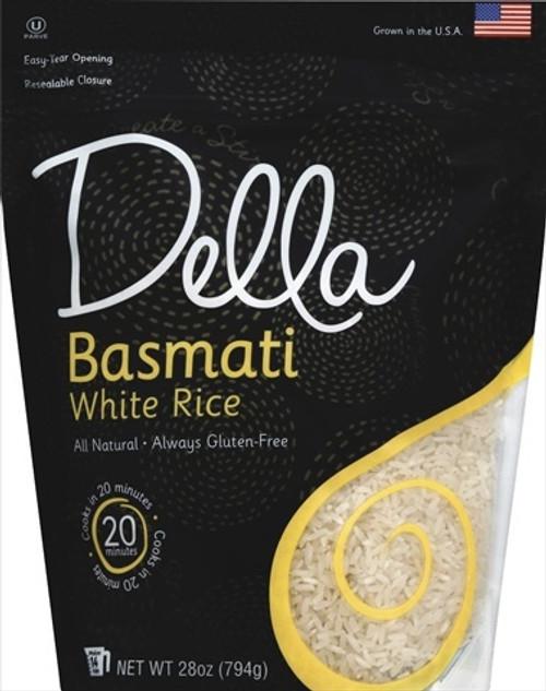 Della, Basmati White Rice