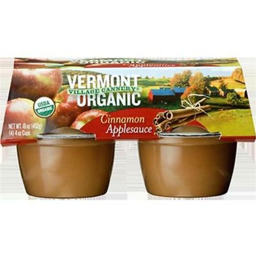 Cinnamon Applesauce ORG