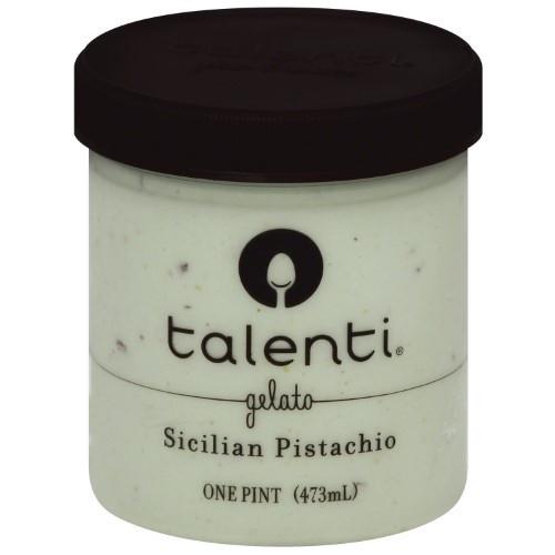 Sicilian Pistachio Gelato, Sicilian Pistachio