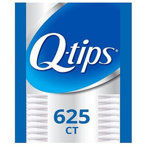 Q-Tips Cotton Swabs - 625 Ct
