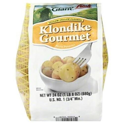Green Giant Fresh - Potatoes - Klondike Gourmet Petite 24.00 Oz