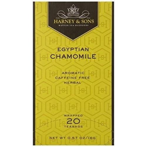 Harney & Sons Khlv00302074 Chamomile Tea, 20 Bags