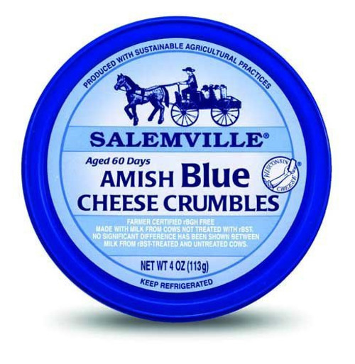 Crumbled Amish Blue Cheese