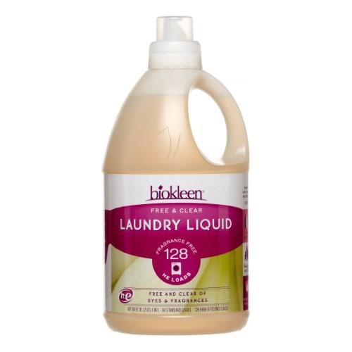 Biokleen - Liquid Laundry Detergent 64.00 Fl Oz