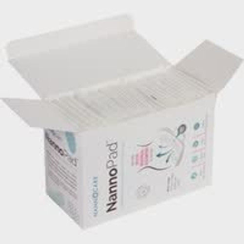 Nannopad Multipack - Made With Certified Organic Cotton