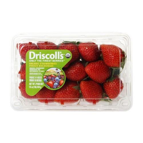 Driscoll's - Organic Strawberries 16 oz