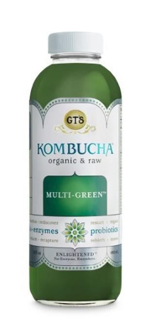 Organic & Raw Kombucha