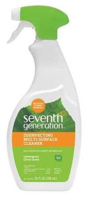 Lemongrass Citrus Disinfecting Bathroom Cleaner - 26Oz
