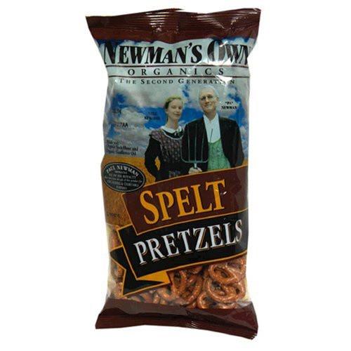 Newman'S Own, Spelt Pretzels