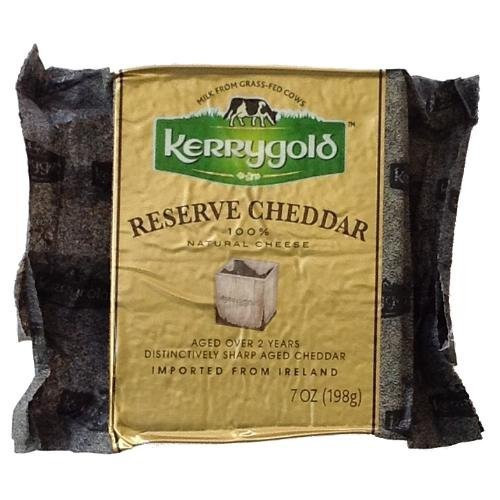 Reserve Cheddar Cheese, 100% Natural