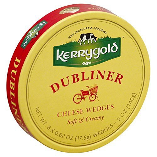 Dubliner Cheese Wedges Soft & Creamy