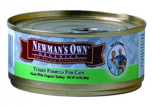 Turkey Formula Wet Cat Food 5.5 Oz