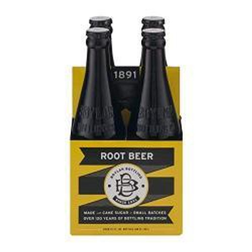 Boylan's Soda Original Birch Beer 12 Oz Glass Bottles Pack Of 12