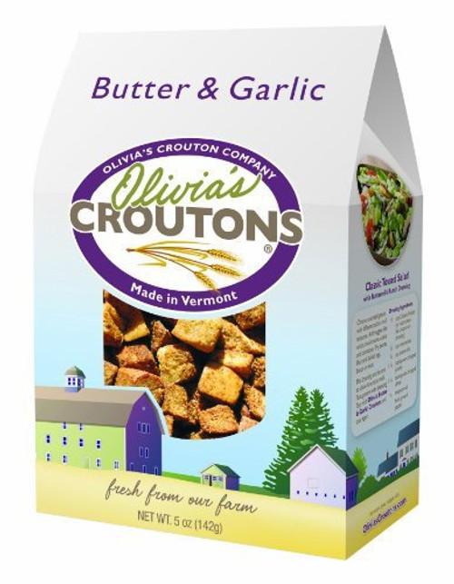 Butter & Garlic Croutons, Butter & Garlic