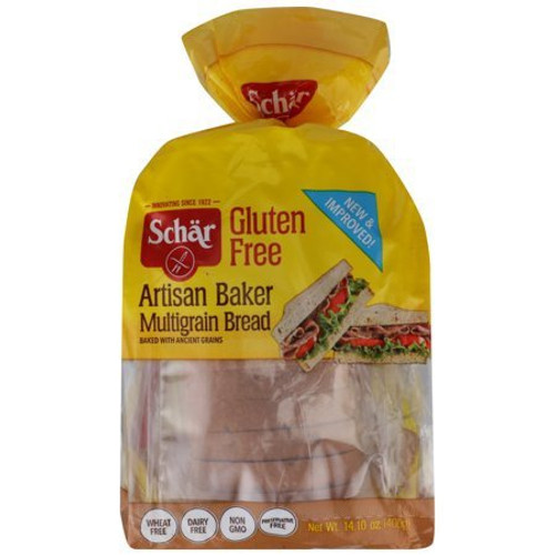Gluten Free Artisan Baker Multigrain Bread