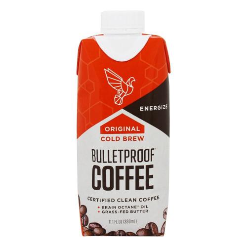 Bulletproof Cold Brew Coffee Original, 11.1 Fl Oz
