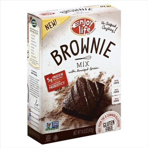 Classic Chocolate Brownie Mix With Ancient Grain Teff Flour
