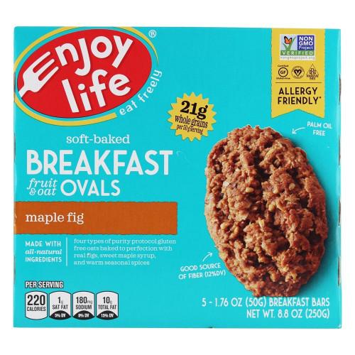 Maple Fig Soft-Baked Breakfast Fruit & Oat Ovals