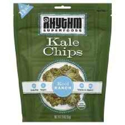 Organic Kool Ranch Kale Chips, Kool Ranch