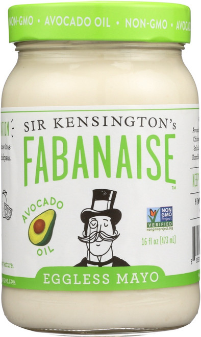 Avocado Oil Fabanaise, Vegan Mayo