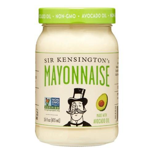 Mayonnaise Made With Avocado Oil
