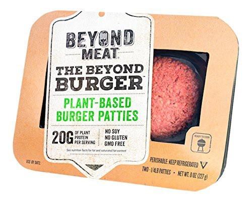 Plant-Based Burger Patties