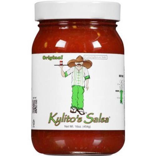 Kylito's Salsa® Original Salsa 16 Oz. Jar