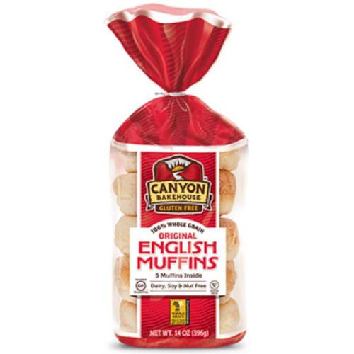 Original 100% Whole Grain English Muffins