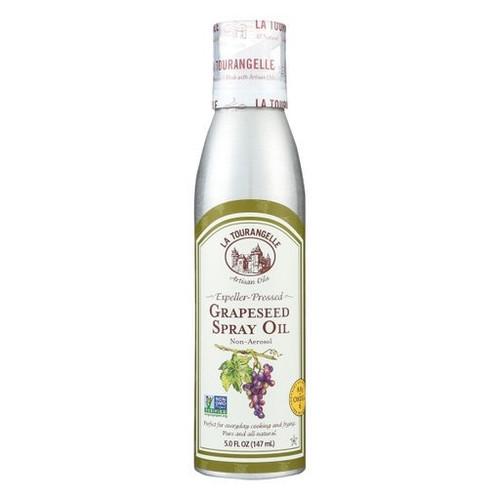La Tourangelle Grapeseed Oil Spray 6Oz