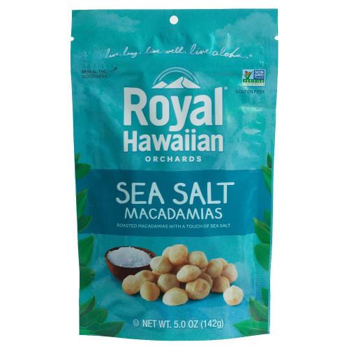 Sea Salt Macadamias