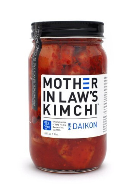(6 Pack)  Milkimchi Mother In Laws Kimchi, 16 Oz