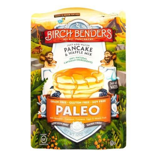 Pancake & Waffle Mix, Paleo