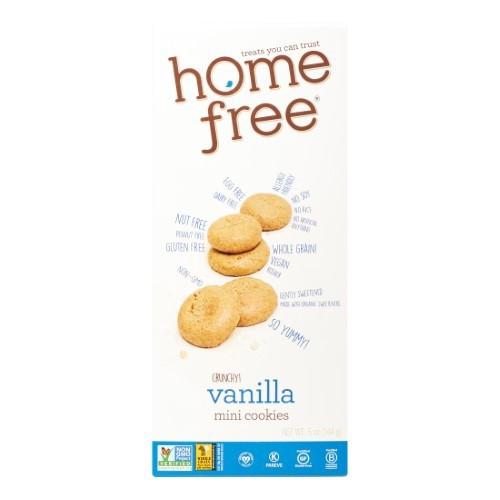 Home Free Ckie, Og3, Vanilla Mini, 5-Ounce (Pack Of 6)