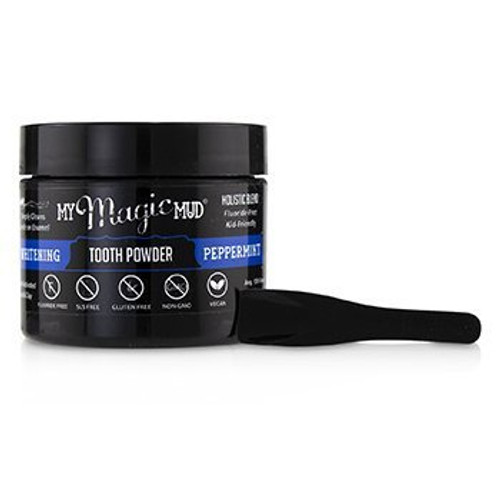 Activated Charcoal Tooth Powder, Peppermint - 1.06Oz