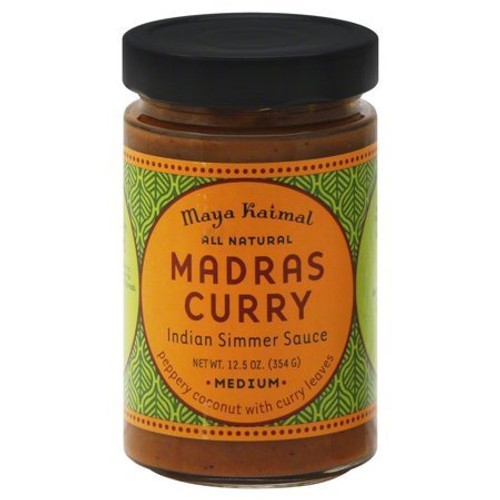 Madras Curry Indian Simmer Sauce, Madras Curry