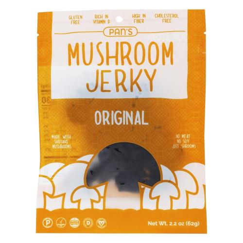 Original Mushroom Jerky, Original