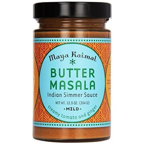 Mild Butter Masala Indian Simmer Sauce, Mild Butter Masala