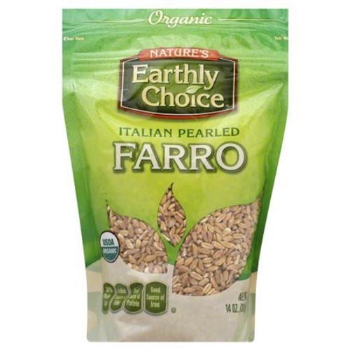 Organic Italian Pearled Farro