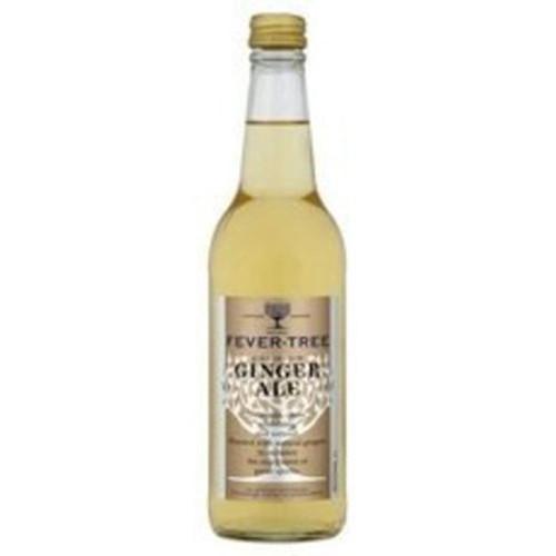 Fever-Tree Ginger Ale - 4Pk / 200Ml Bottles