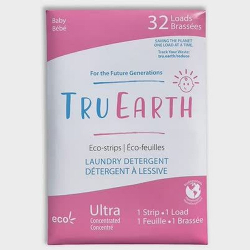 Eco-Strips Laundry Detergent (Baby - 32 Loads)