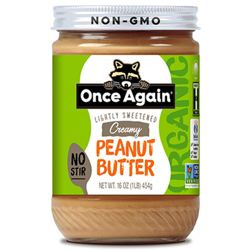 Once Again Creamy Peanut Butter