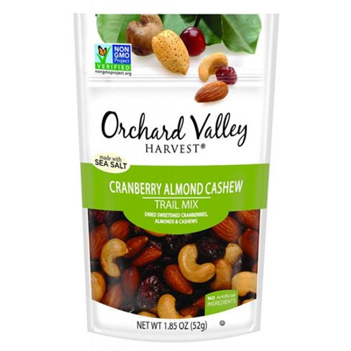 Cranberry Almond Cashew Trail Mix